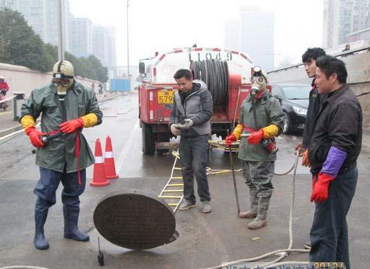 北京通州管道疏通_通州疏通下水道
